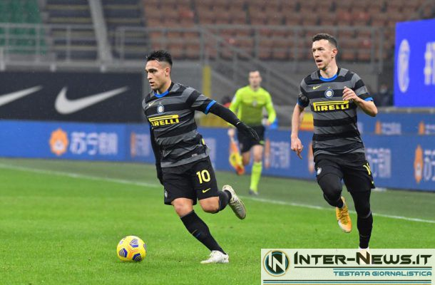 Lautaro Martinez - Perisic - Inter-Benevento - Copyright Inter-News.it, foto Tommaso Fimiano