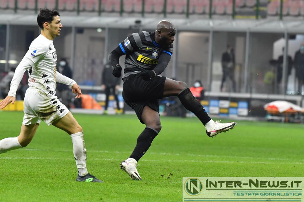 Lukaku - Inter-Benevento - Copyright Inter-News.it, foto Tommaso Fimiano