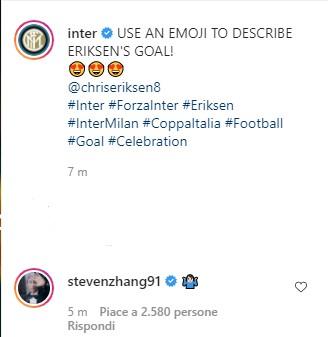 Zhang Inter Milan