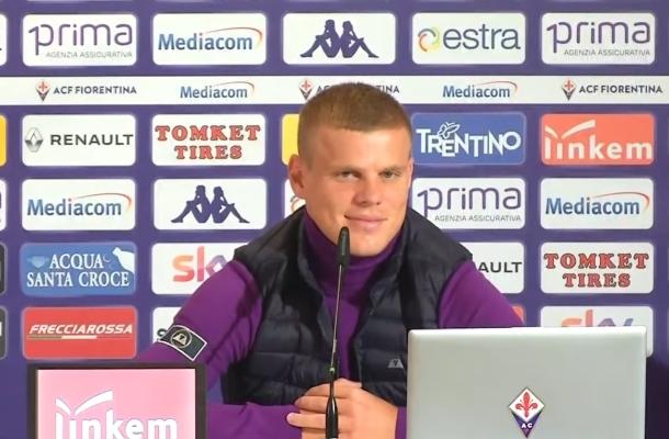 Aleksandr Kokorin Fiorentina