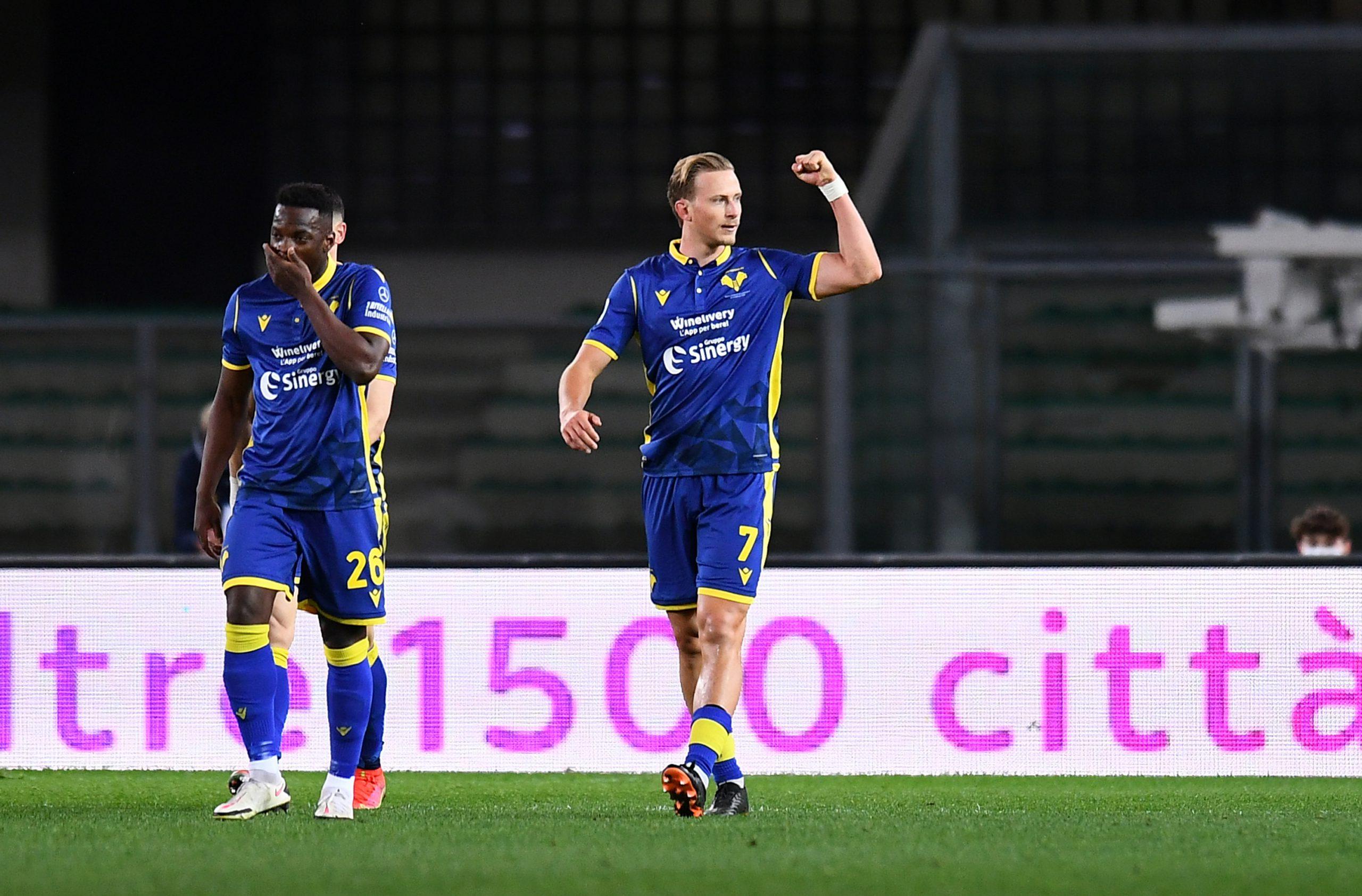 Antonin Barak Verona-Juventus