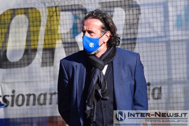 Armando Madonna - Inter Primavera (Photo by Tommaso Fimiano, Copyright Inter-News.it)