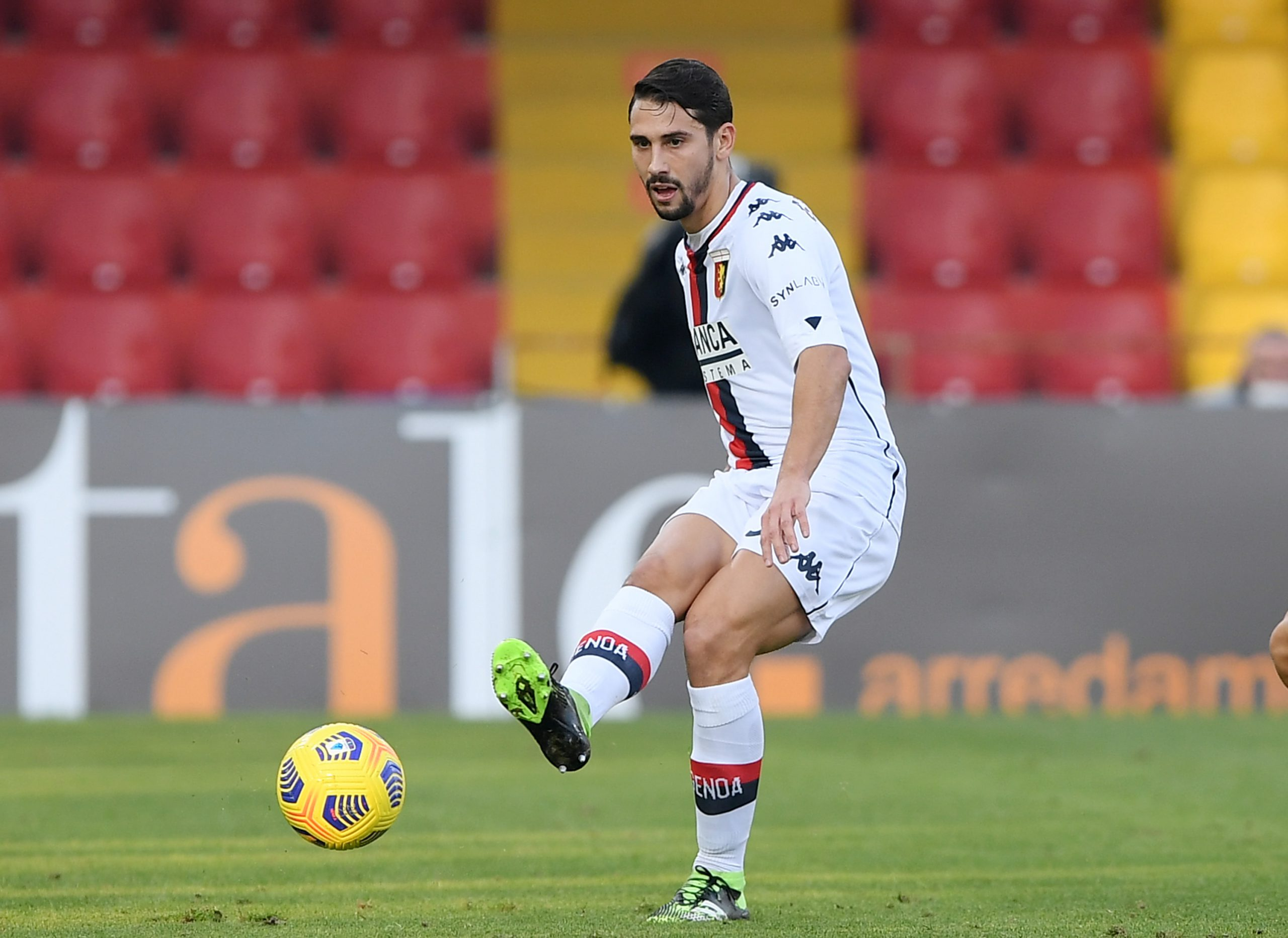 Edoardo Goldaniga Genoa