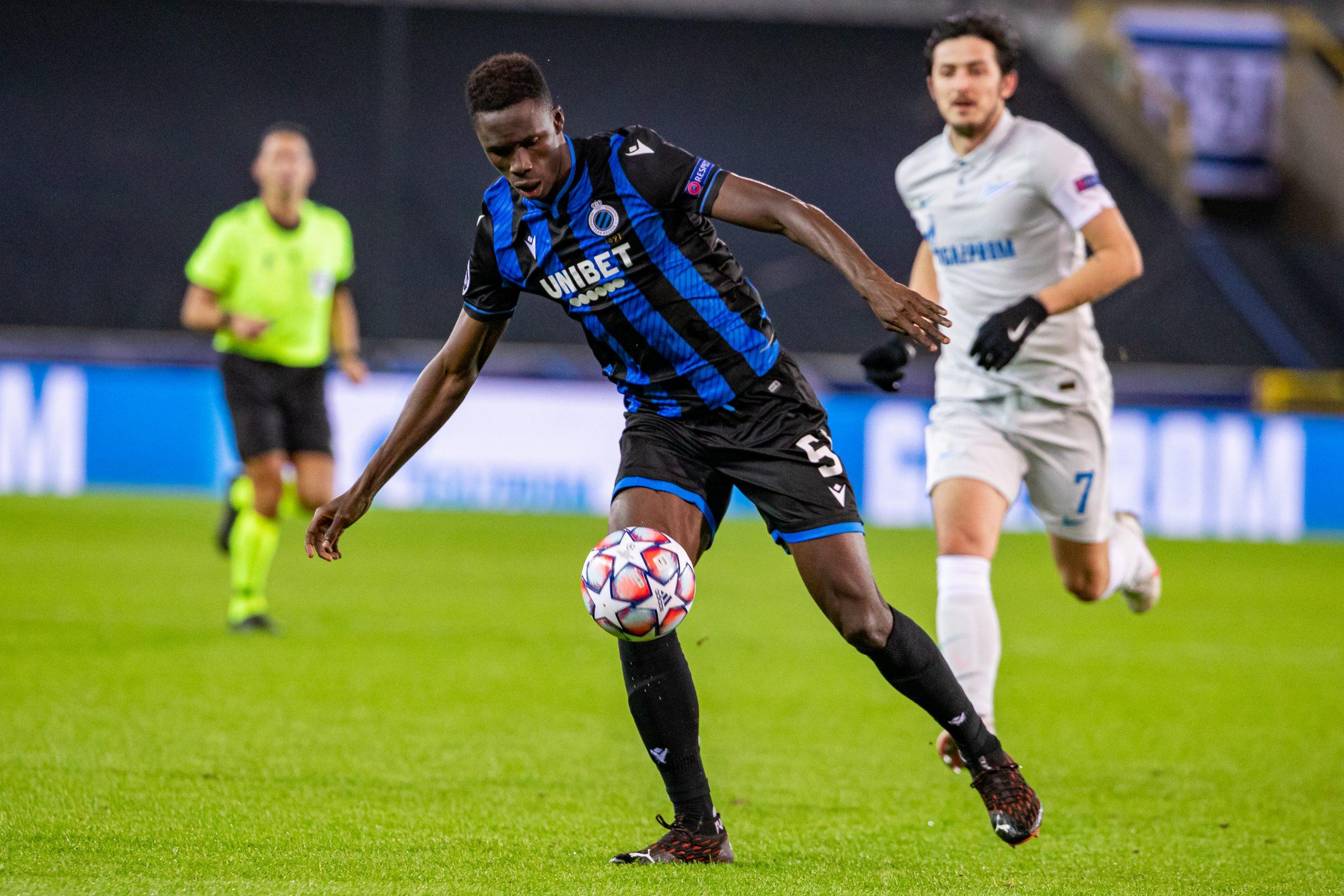 Odilon Kossounou - Club Brugge