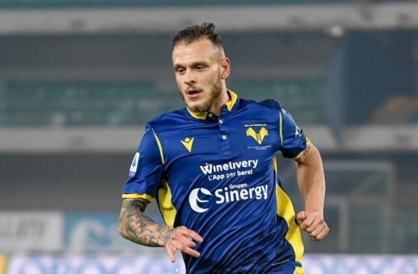 Federico Dimarco Verona-Parma