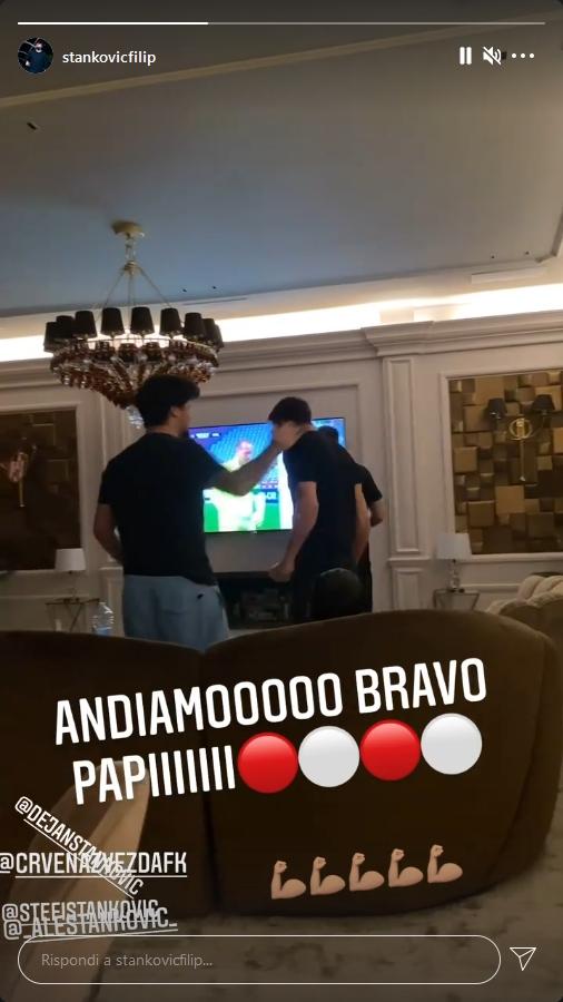 Filip Stankovic Instagram