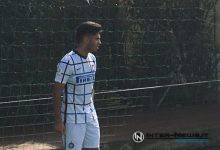 Franco Vezzoni - Inter Primavera (Photo by Riccardo Spignesi, Copyright Inter-News.it)