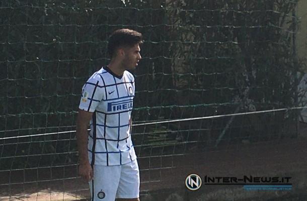 Franco Vezzoni Inter Primavera