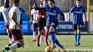 Gaetano Oristanio - Inter Primavera