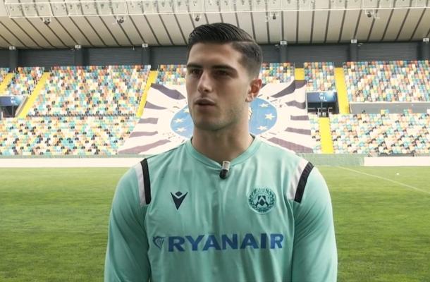 Kevin Bonifazi Udinese