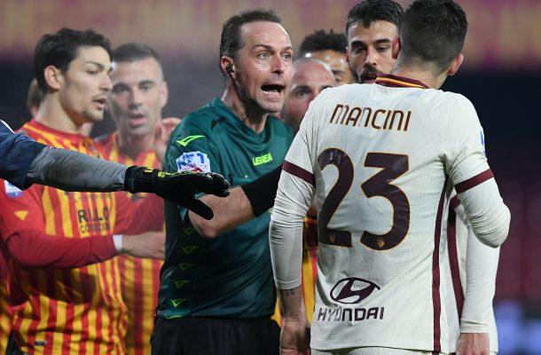 Luca Pairetto Benevento-Roma