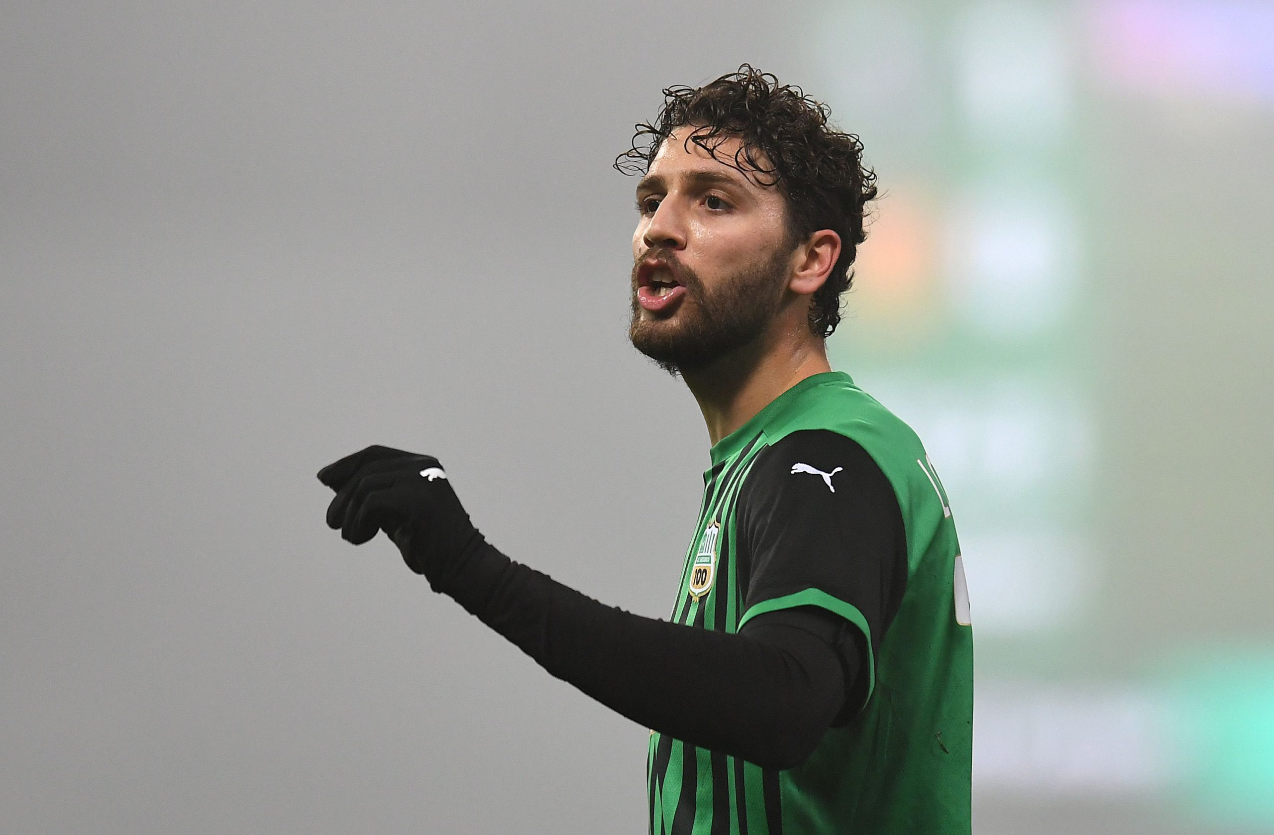 Manuel Locatelli Sassuolo