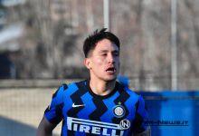 Martin Satriano - Inter Primavera (Photo by Tommaso Fimiano, Copyright Inter-News.it)