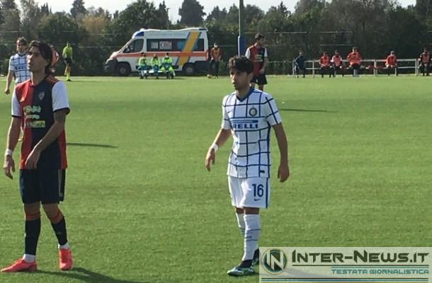 Mattia Mirarchi Inter Primavera