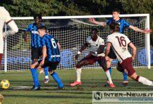 Mattia Sangalli - Inter Primavera (Photo by Tommaso Fimiano, Copyright Inter-News.it)
