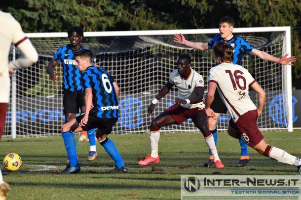 Mattia Sangalli - Inter Primavera