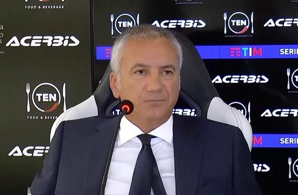 Mauro Meluso Spezia