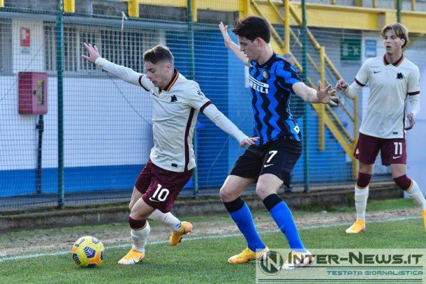 Niccolò Squizzato - Inter Primavera