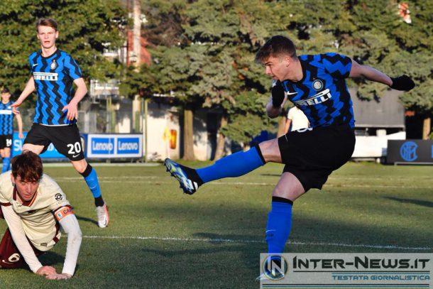 Nicholas Bonfanti - Inter Primavera (Photo by Tommaso Fimiano, Copyright Inter-News.it)