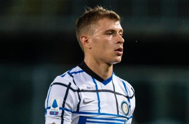 Nicolò Barella Fiorentina-Inter