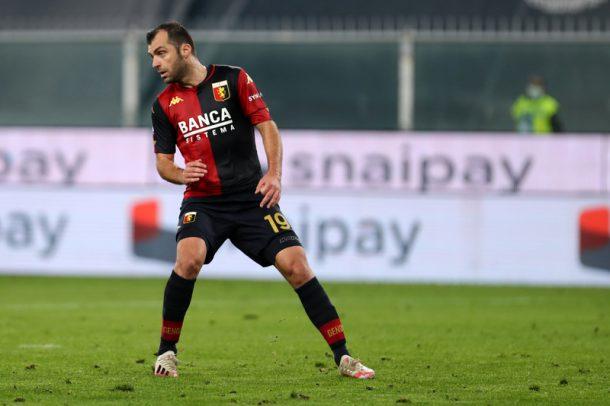 Goran Pandev Genoa-Napoli