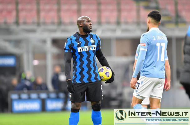 Lukaku - Inter-Lazio, copyright Inter-News.it, foto di Tommaso Fimiano