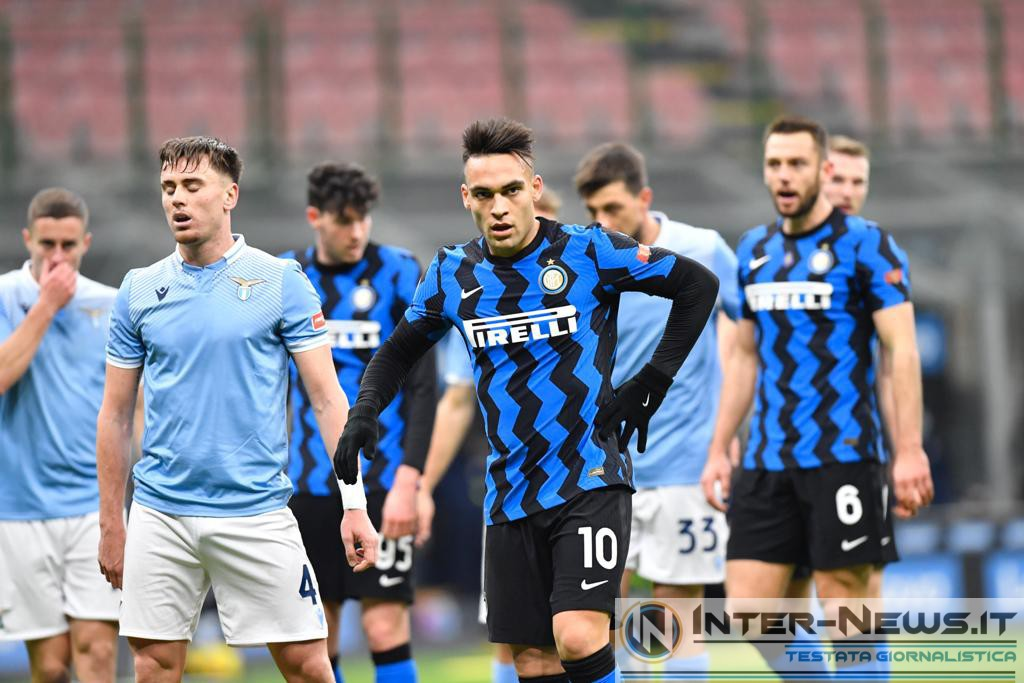 Lautaro Martinez - Inter-Lazio, copyright Inter-News.it, foto di Tommaso Fimiano
