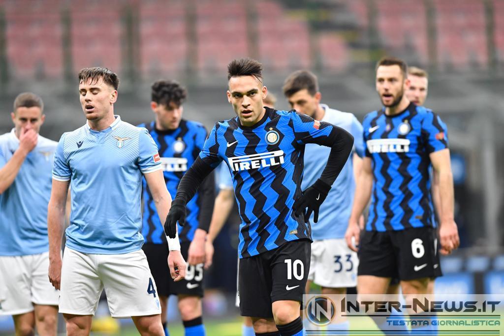 Lautaro Martinez - Inter-Lazio, copyright Inter-News.it, foto di Tommaso Fimiano