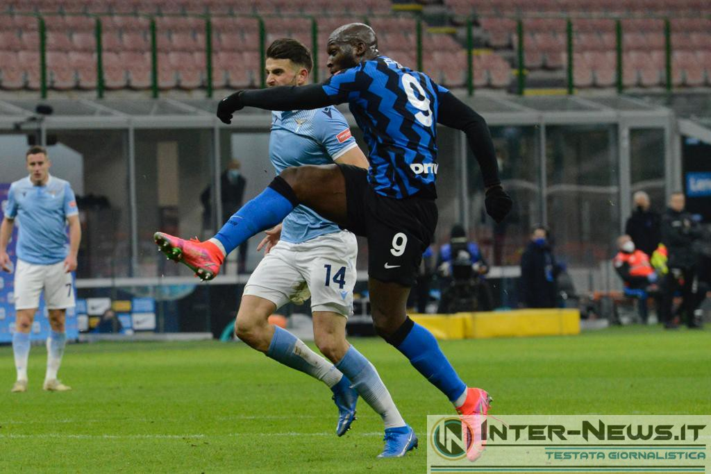 Lukaku - Inter-Lazio, copyright Inter-News.it, foto di Tommaso Fimiano