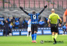 Romelu Lukaku in Inter-Lazio (Photo by Tommaso Fimiano, Copyright Inter-News.it)