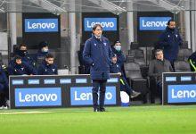 Simone Inzaghi in Inter-Lazio (Photo by Tommaso Fimiano, Copyright Inter-News.it)