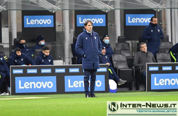 Simone Inzaghi - Inter-Lazio, copyright Inter-News.it, foto di Tommaso Fimiano