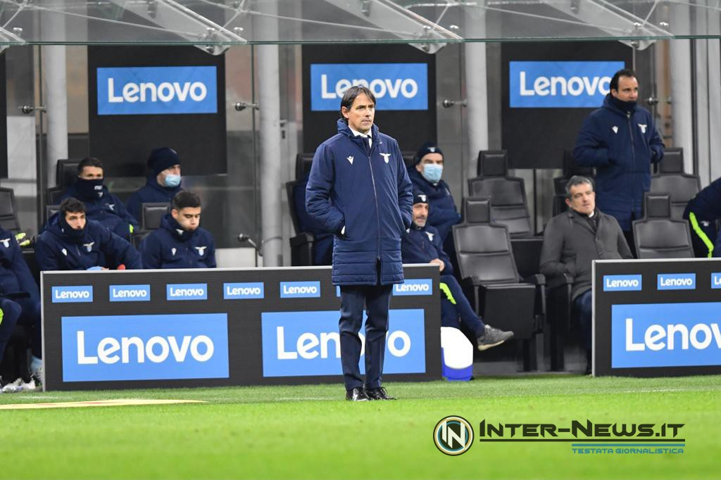 Simone Inzaghi - Inter-Lazio, copyright Inter-News.it, foto di Tommaso Fimiano