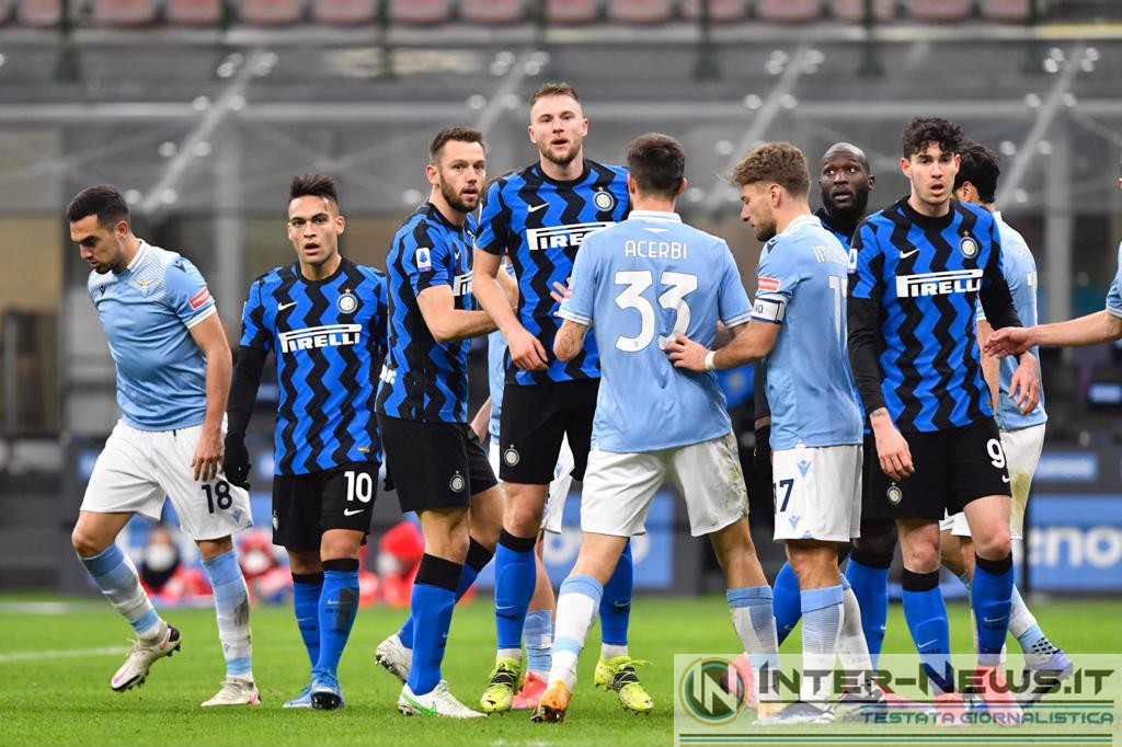 Inter-Lazio, copyright Inter-News.it, foto di Tommaso Fimiano