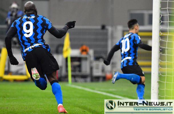 Lukaku-Lautaro Martinez Inter-Lazio, copyright Inter-News.it, foto di Tommaso Fimiano