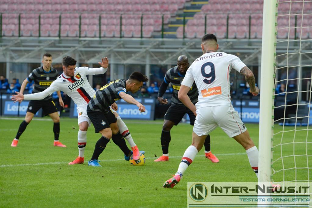 Inter-Genoa, copyright Inter-news.it, foto Tommaso Fimiano