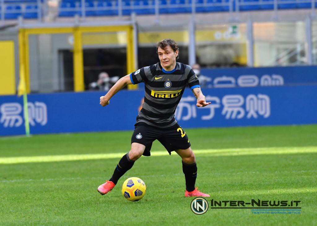 Nicolò Barella in Inter-Genoa (Photo by Tommaso Fimiano, Copyright Inter-News.it)