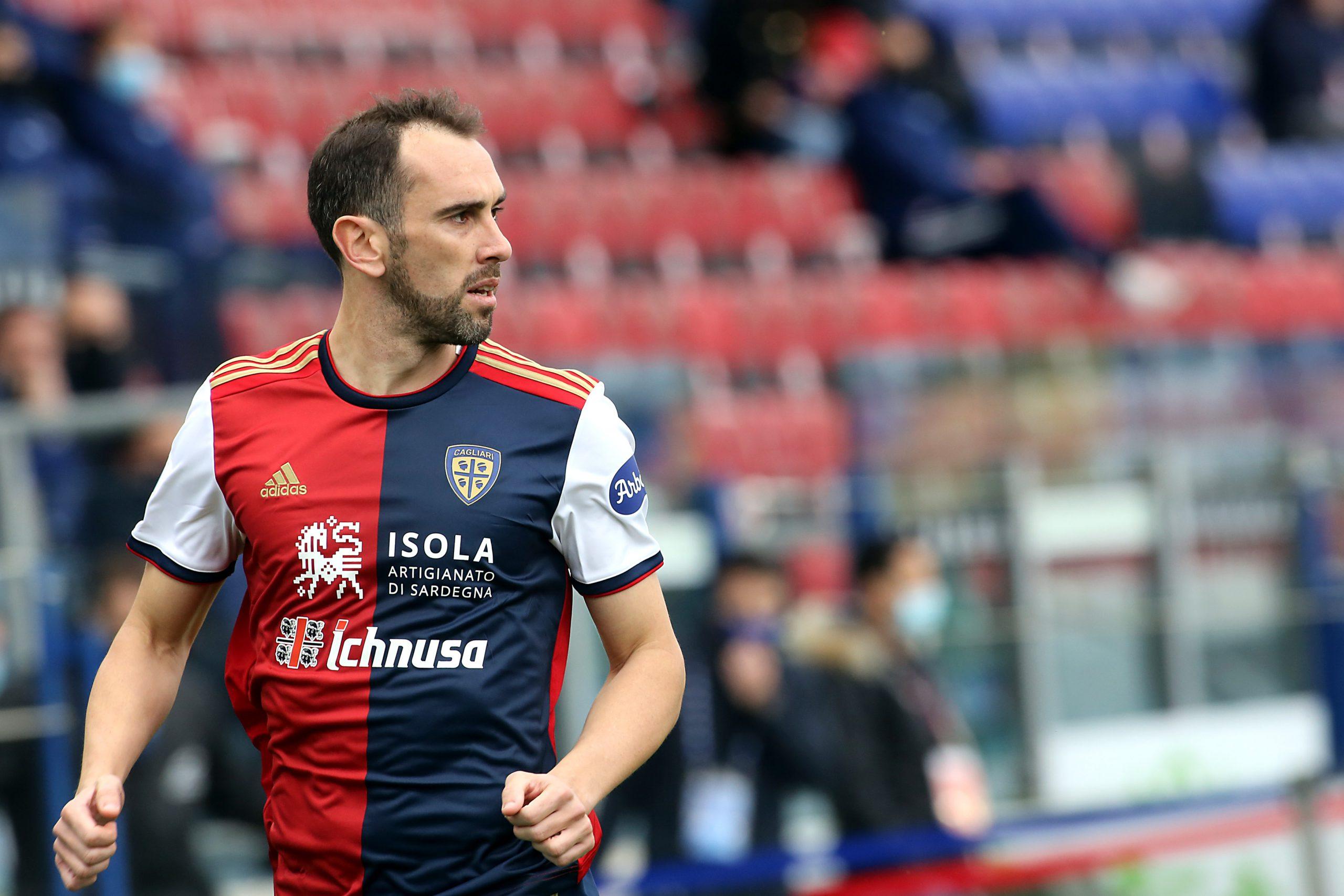 Diego Godin - Cagliari