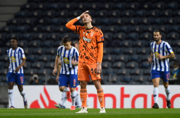 Rodrigo Bentancur Porto Juventus