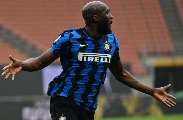 Romelu Lukaku Milan-Inter