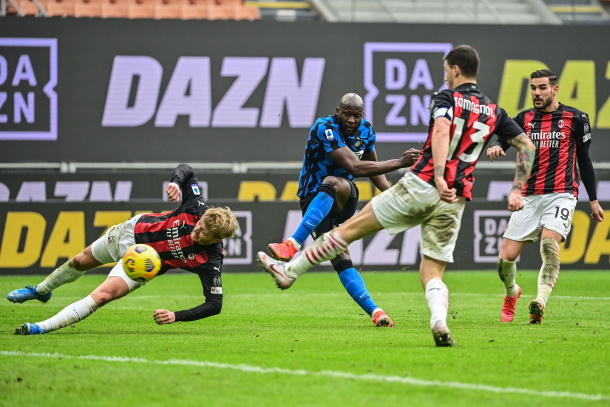 Romelu Lukaku Milan Inter
