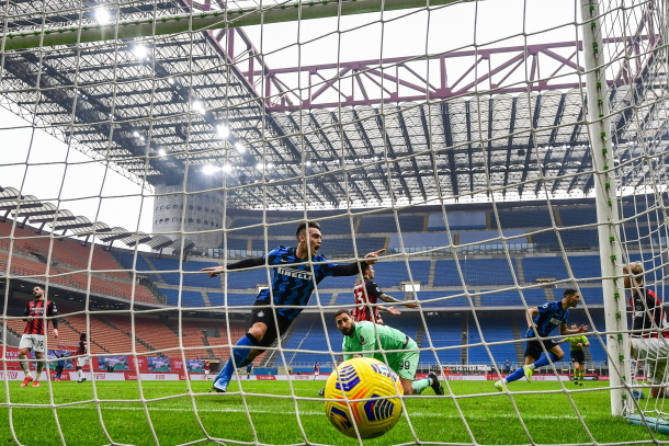 Lautaro Martinez Milan Inter
