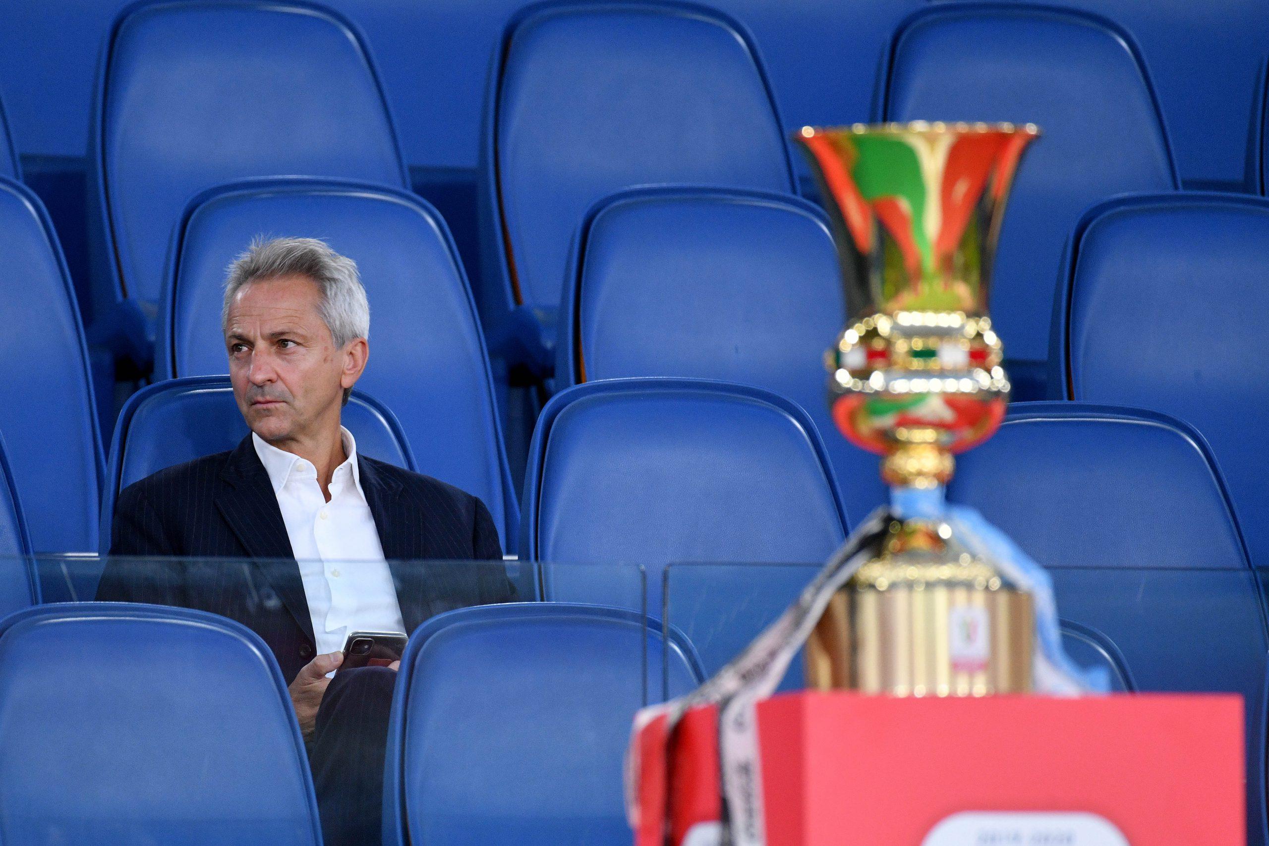 Paolo Dal Pino - Presidente della Lega Serie A