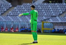 Samir Handanovic in Torino-Inter (Photo by Tommaso Fimiano, Copyright Inter-News.it)