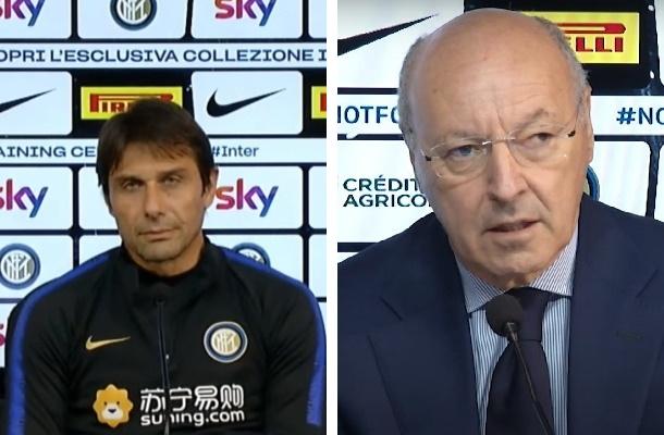 Conte Marotta Inter
