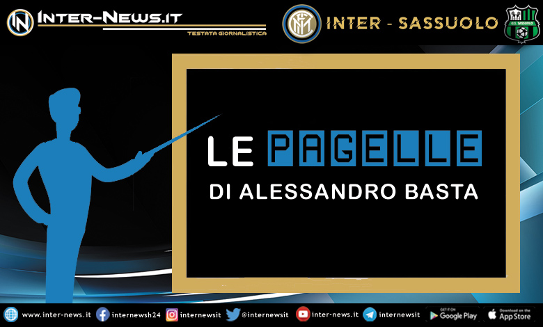 Inter-Sassuolo-Pagelle