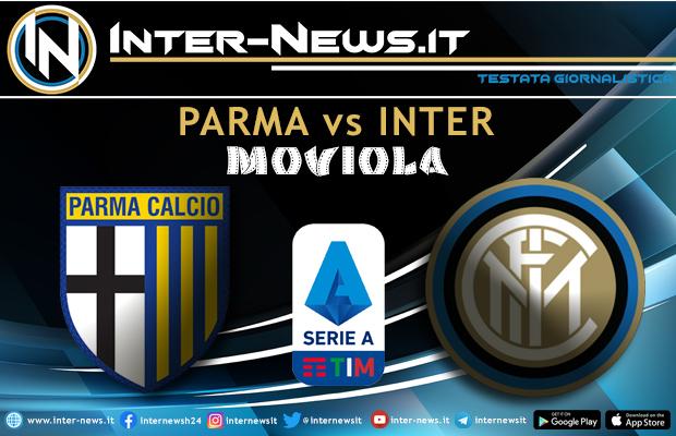 Parma-Inter moviola