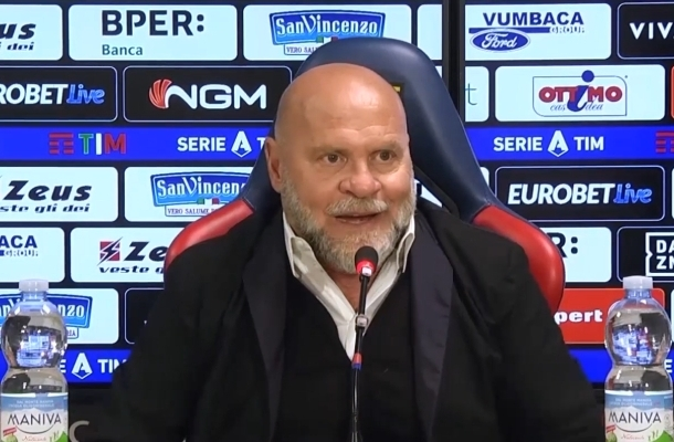 Serse Cosmi Crotone-Torino