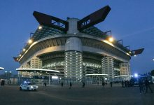 Stadio Giuseppe Meazza Inter in San Siro Inter-Verona