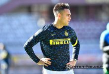 Lautaro Martinez - Inter (Photo by Tommaso Fimiano, Copyright Inter-News.it)